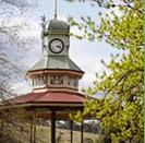 Image of Beaufort town clock