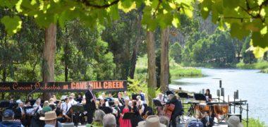 Victorian concert orchestra